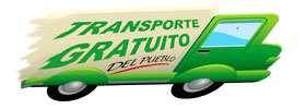 Transporte gratuito en todos nuestros packs